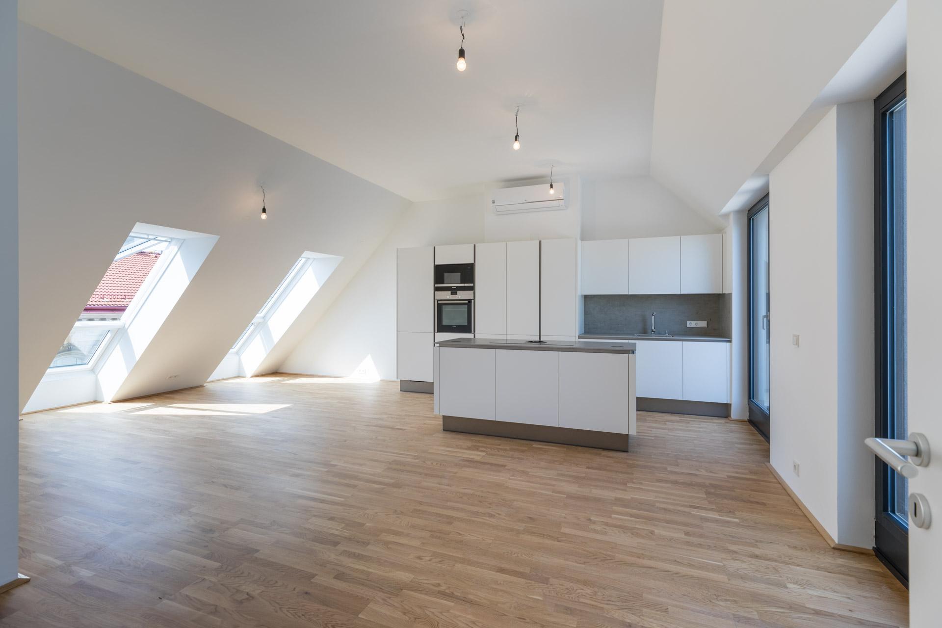 Währinger Straße 92 - Wohnküche